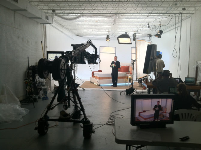 Behind the Scenes – Therapeutic Agility Mattress