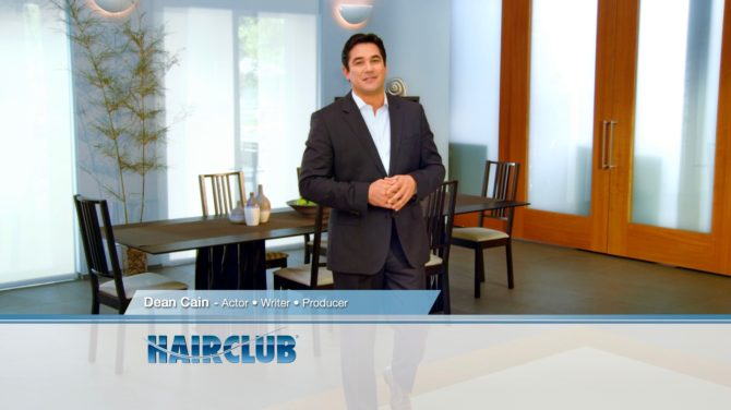 Hair Club – Hair Loss Solutions with Dean Cain
