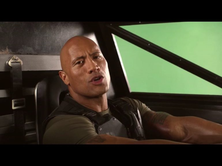Ft. Lauderdale Green Screen Studio used for G.I. Joe 2 Promos